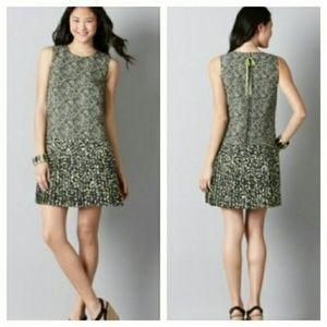 LOFT Animal Print Dress.